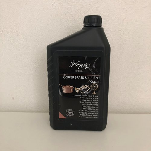 Hagerty Hagerty Copper, Brass & Bronze Polish 2 liter