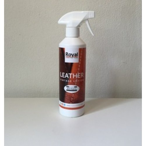 Oranje BV Leather Vintage Lotion