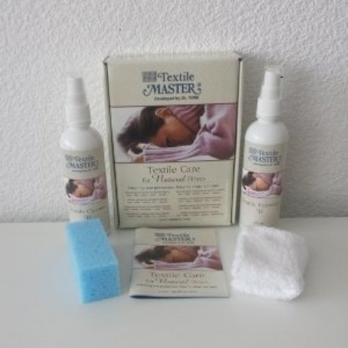 Textile Master Natural textile care Kit for natural fiber /Textile Master