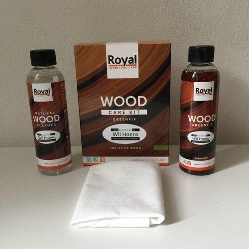 Oranje BV Wood care kit Greenfix