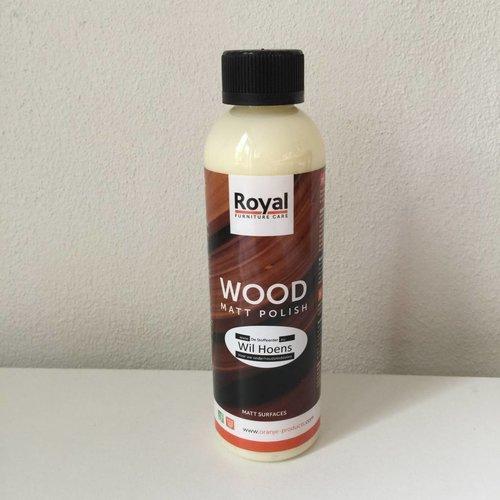 Oranje BV Wood Matt polish 250 ml
