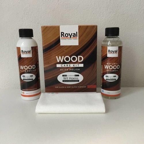 Oranje BV Wood care kit Elite meubel polish