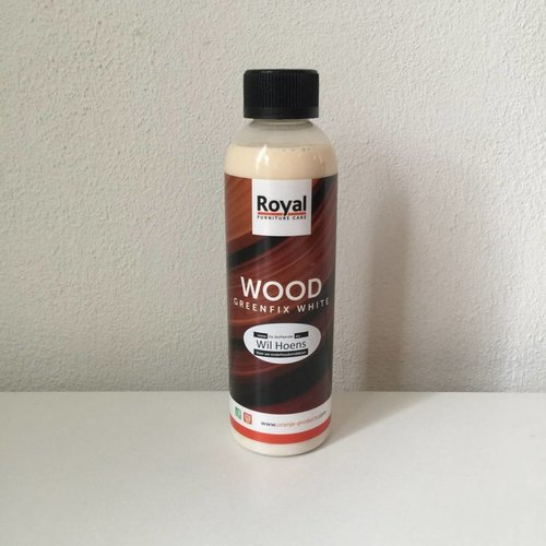 Oranje BV Wood Greenfix White 250 ml