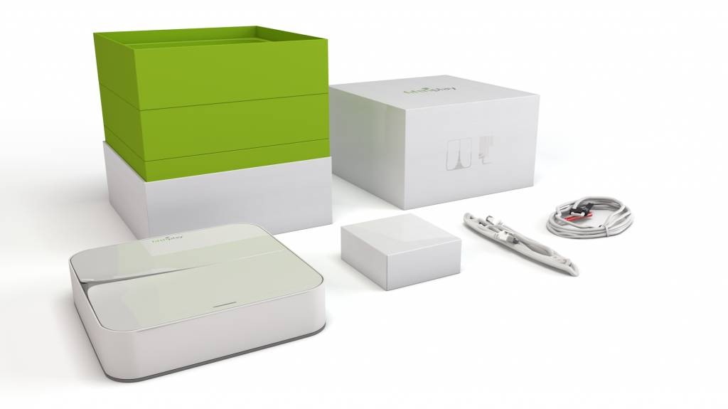 fifthplay cube - le compteur d'eau intelligent