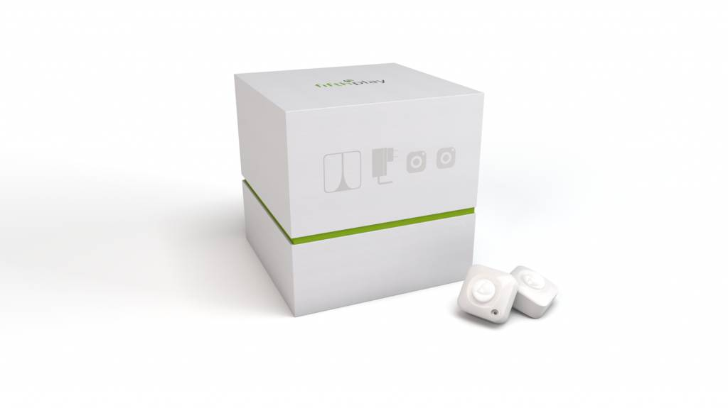 fifthplay cube – 2 x multicapteurs