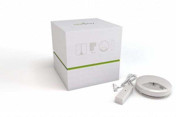 fifthplay cube - rookmelder en watersensor