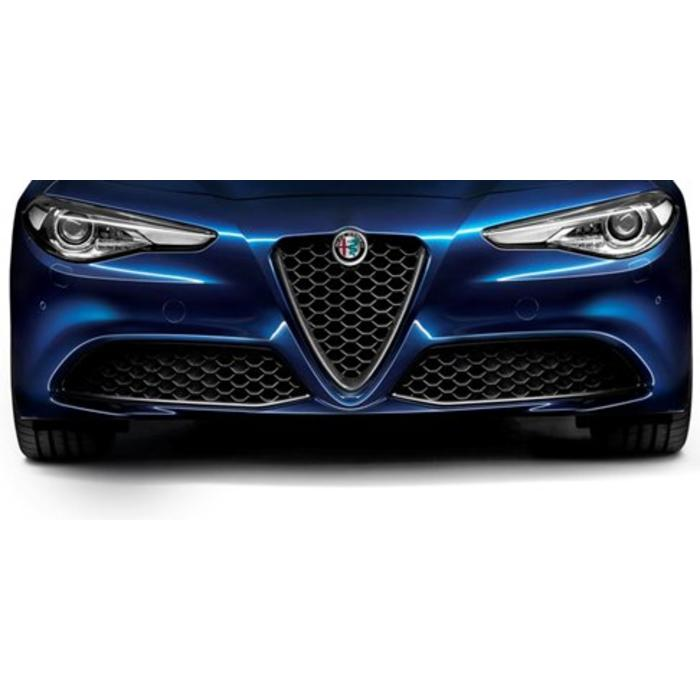 Giulia carbon grille