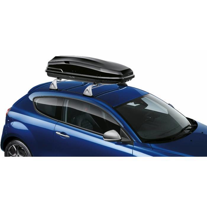Dakkoffer 360 liter voor de Giulia / Giulietta / Mito