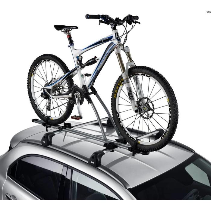 Standaard fietsendrager voor de Giulietta / Giulia / Mito