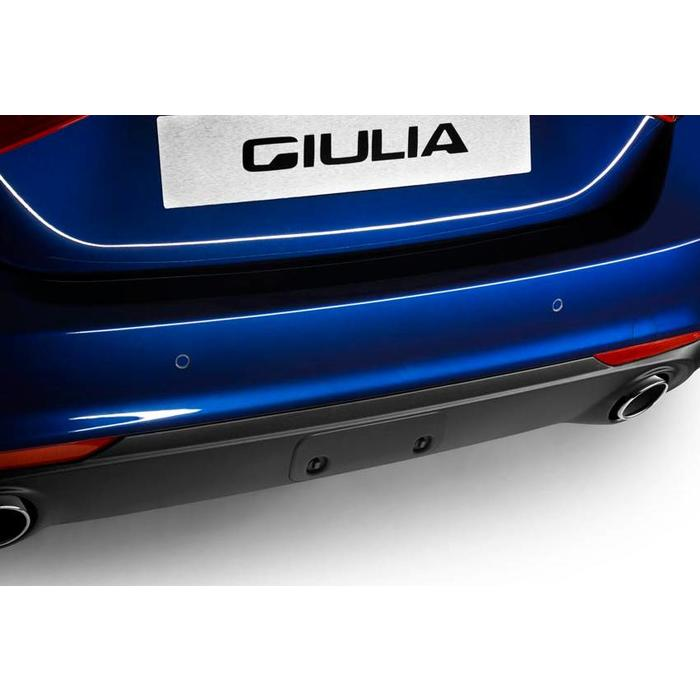 Trekhaak vak cover Giulia