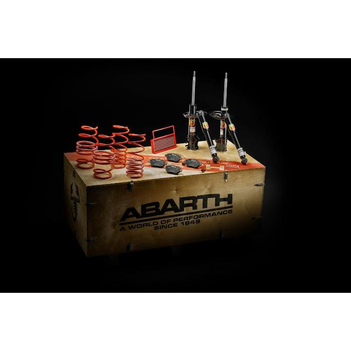 Upgrade kit 160PK Abarth