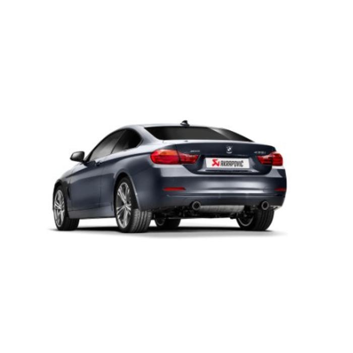 Akrapovic Evolution Line (SS) voor de BMW 435i (F32)
