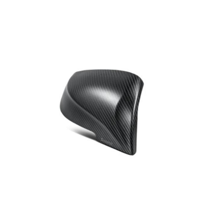 Akrapovic Carbon Mirror Cap Set - Mat voor de BMW M2 (F87)