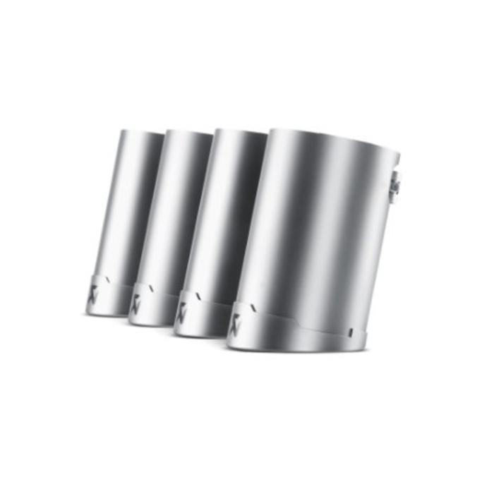 Akrapovic Tail pipe set Carbon/Titanium voor de BMW M3 (E90)