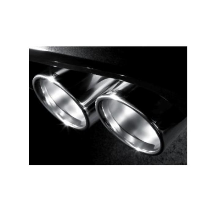 Akrapovic Evolution Line Titanium voor de BMW X5 (E70)