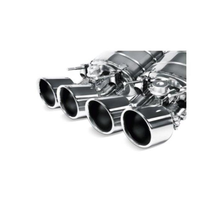Akrapovic Evolution Line (SS) voor de Corvette Z06/ZR1 (C6)