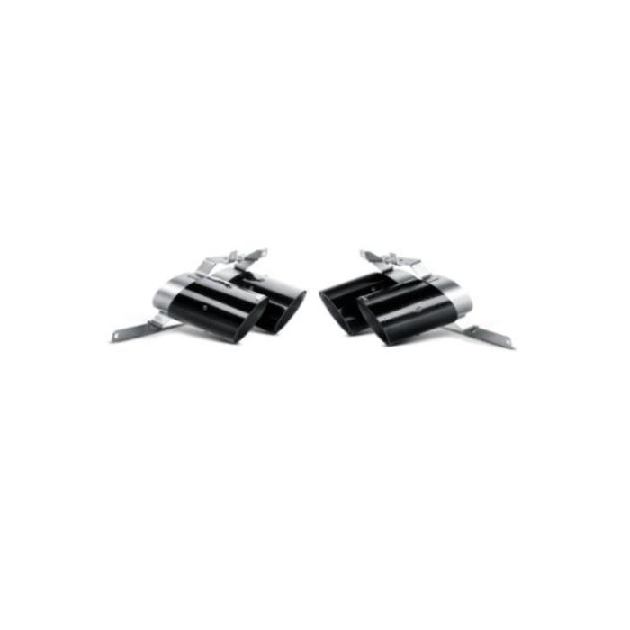 Akrapovic Slip-On Line Carbon voor de Gallardo LP 550-2