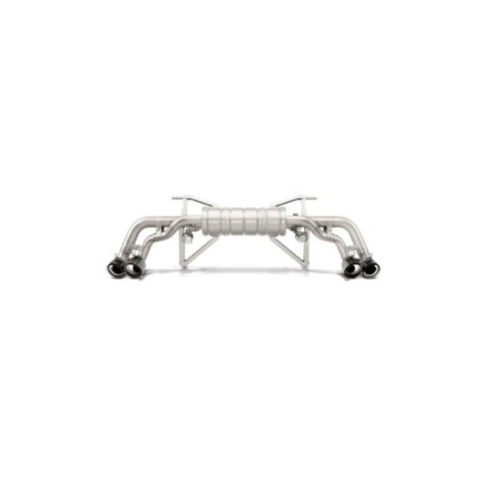 Gallardo LP 580-2 Akrapovic Slip-On Line Titanium