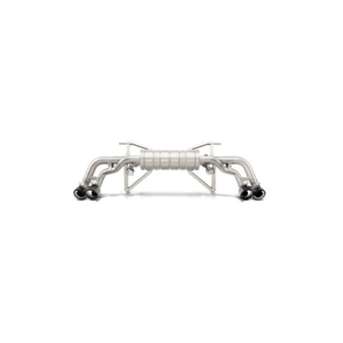 Gallardo LP 610-4 Akrapovic Slip-On Line Titanium