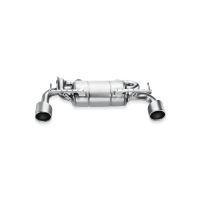 370Z Akrapovic Slip-On Line (SS)