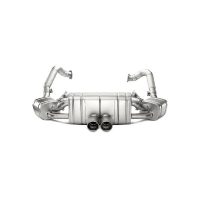Boxster S (981) Slip-On Line Titanium