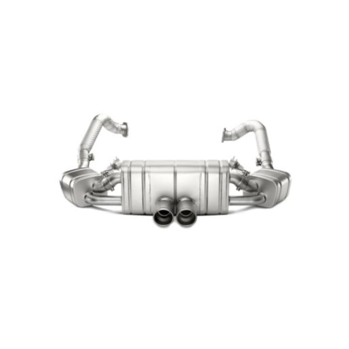 Cayman GTS (981) Slip-On Line Titanium