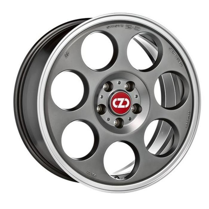 OZ Anniversary 45 - Mat titanium 18''