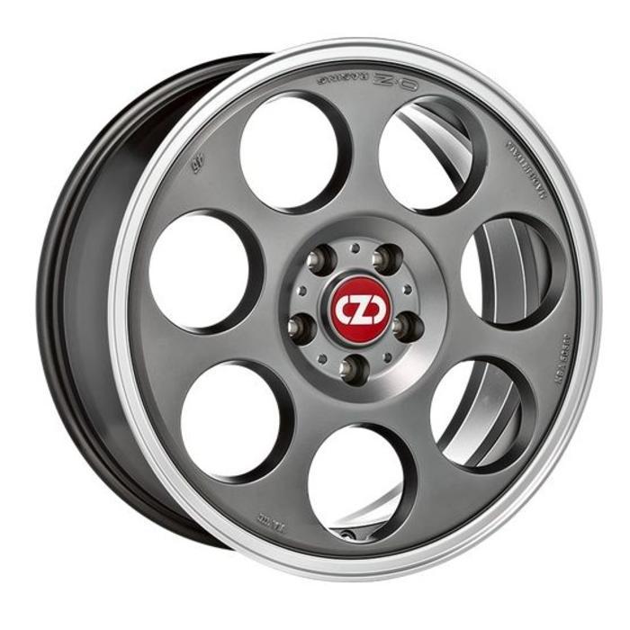 OZ Anniversary 45 - Mat titanium 17/18''