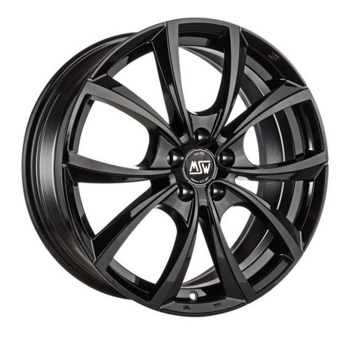OZ MSW 27 - Glazend zwart 17/18''