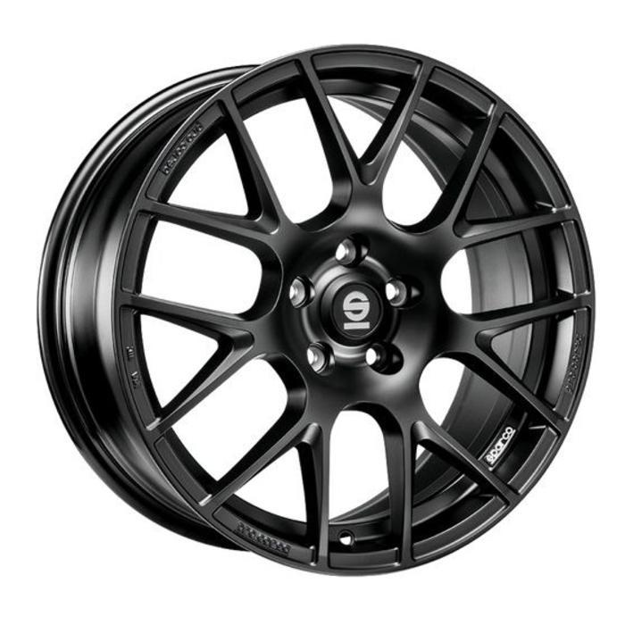 OZ Sparco Pro Corsa - Mat donker titanium 17''