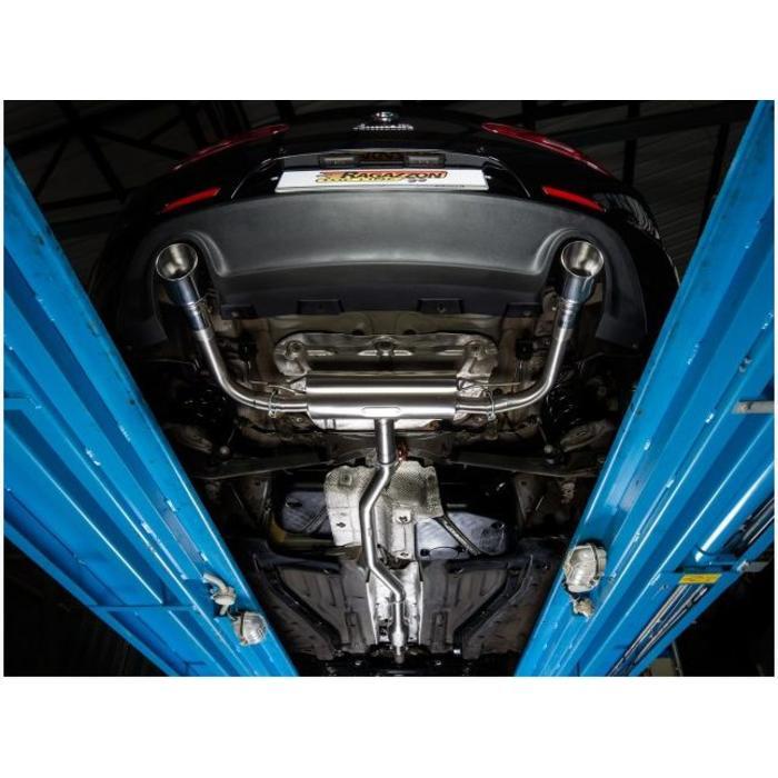 Giulietta 1750TB - RVS achterklep links/rechts