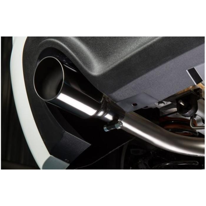 Giulietta 2.0JTD - RVS achterklep links/rechts
