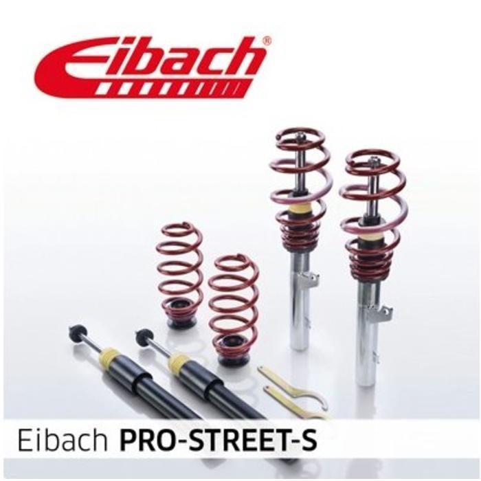 Abarth 1.4 - Eibach Veren Pro Street S voor de Abarth