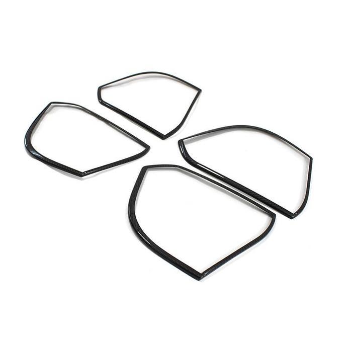 Giulia speaker frame in carbon
