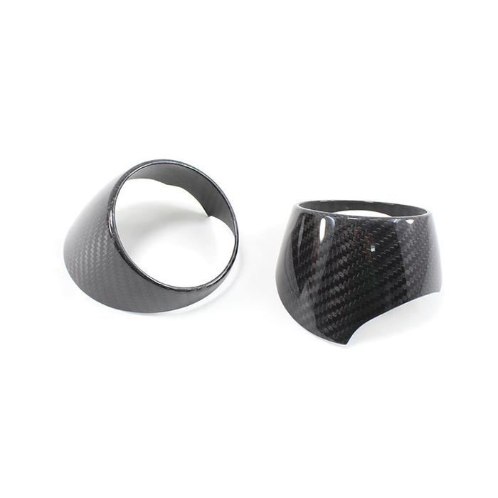 Giulia airco covers kit in carbon