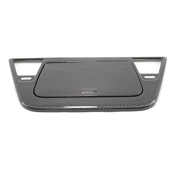Giulietta dashboard box cover in carbon