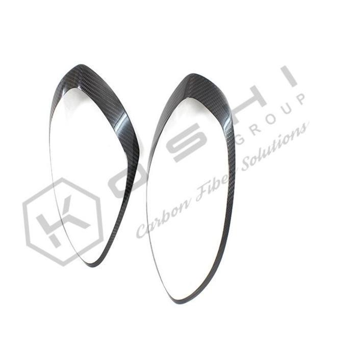 4C voor koplampen frame in carbon