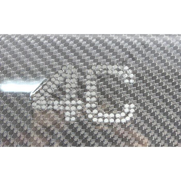 4C deurpaneel binnenkant in carbon