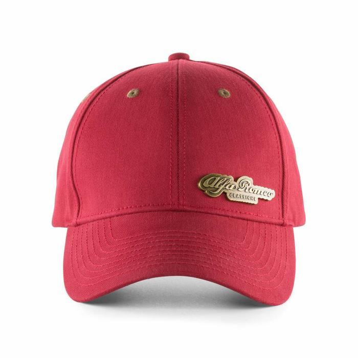 Rooie Alfa Romeo cap