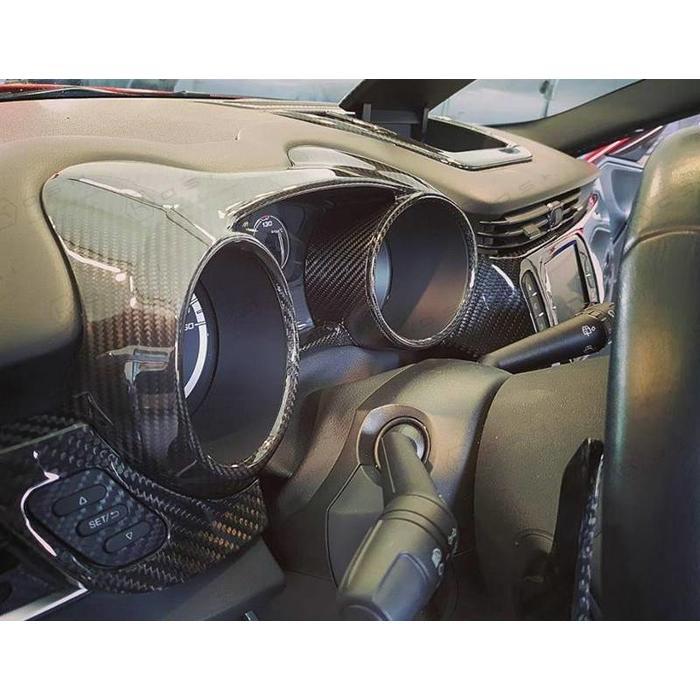 Alfa Romeo Giulietta Instrument Cover Set