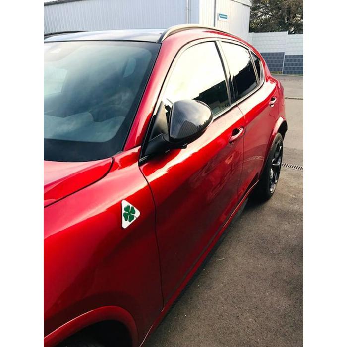 Alfa Romeo Stelvio Mirror Caps