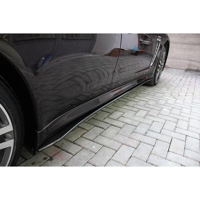 Porsche Panamera Side Skirt