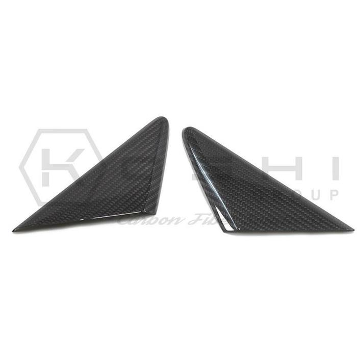 Porsche 911 GT3 Exterior Door Triangle – A Pillar
