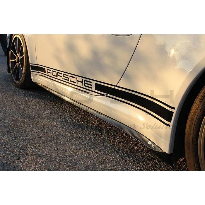 Porsche 911 GT3 Side Skirt