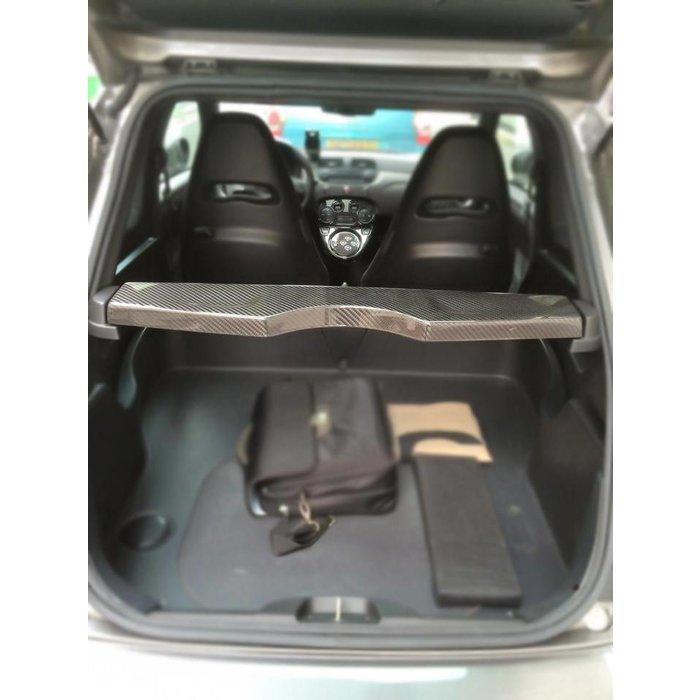 Abarth Fiat 500/595 Hatbox