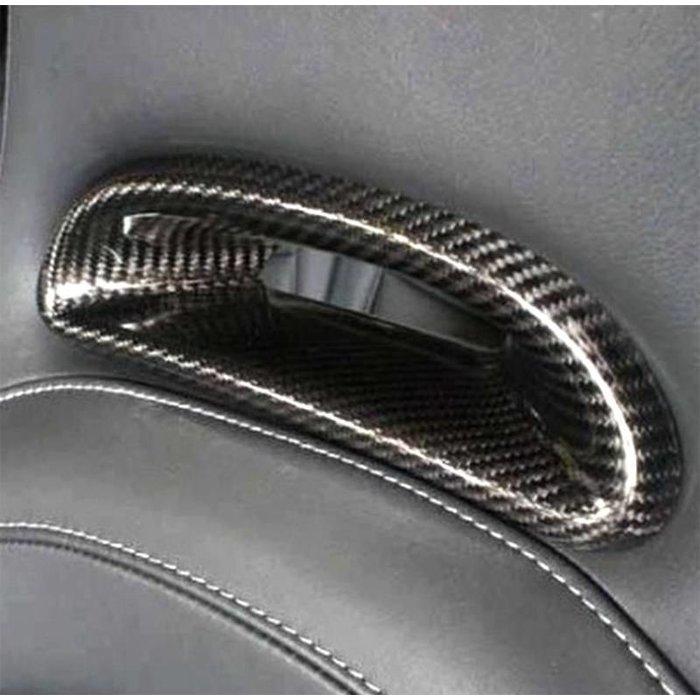 Abarth Fiat 500/595 Headrest Insert