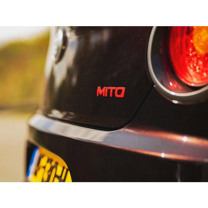 Emblemen rood Mito, Veloce