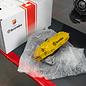 Remsysteem kit Brembo geel voor de Abarth