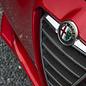 Alfa Romeo Giulietta Carbon grill