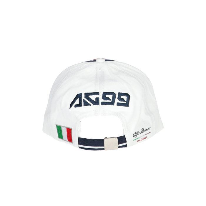 F1 Cap Giovinazzi